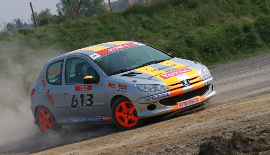 stage perf rallye