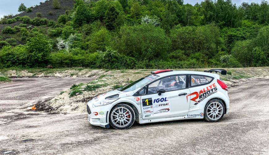 STAGE FORD CIRCUIT DE NOEUX LES MINES